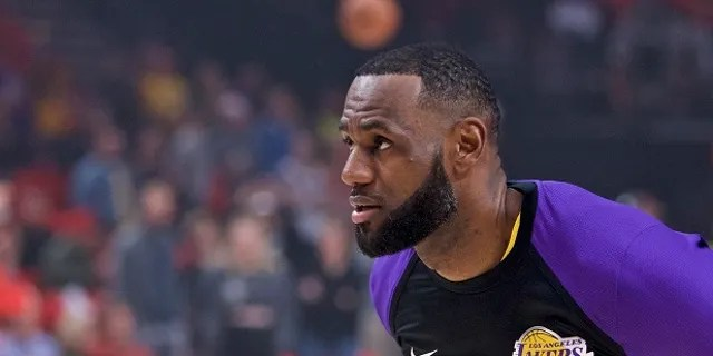 LeBron James said the team needed to work on its chemistry and it would take time to develop.