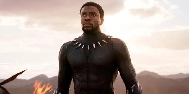 Chadwick Boseman in