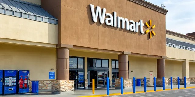 """Walmart shoppers sing """"The Star-Spangled Banner"""" in a spontaneous video gone viral over Fourth of July weekend. (AP)"""