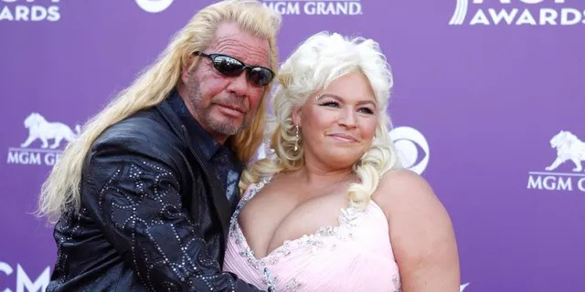 Duane Chapman, left, was most recently married to Beth Chapman, right, from 2006 until her death in 2019. He was married four times before wedding Beth.