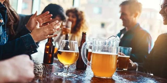 The study analyzed 15 beer brands includingGuinness, Budweiser, Coors, Samuel Adams and Miller Lite.