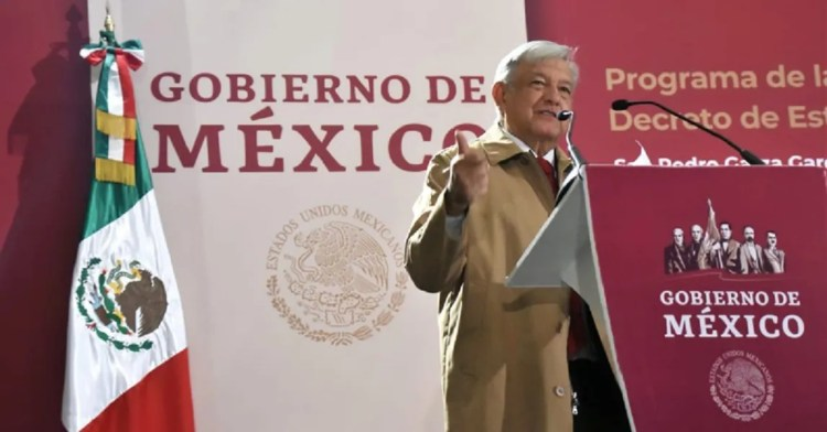 Image result for Mexican president proposes 'free zone' to attract investment, reduce migration to US