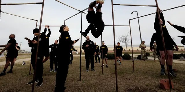 Commanders said the test will be harder at first for less fit soldiers or longtime veterans, who are in less physical jobs, and many may fail at first.