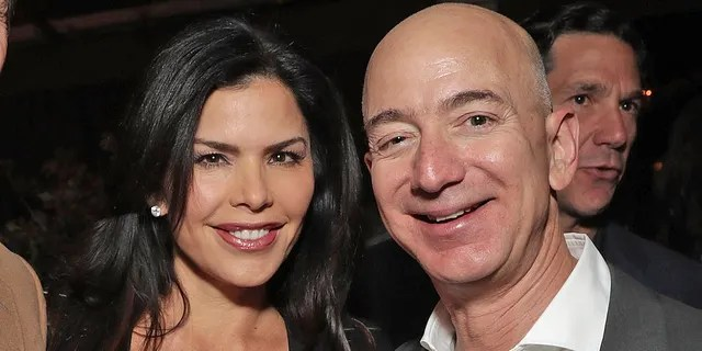 Images of Lauren Sanchez and Jeff Bezos were threatened to be released by AMI, Bezos alleged.