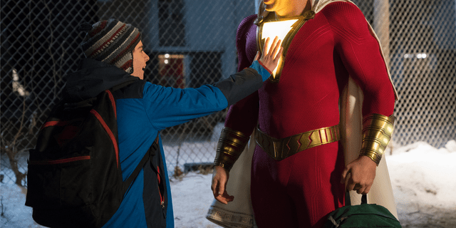 'Shazam' is coming to HBO Max in June of 2021.