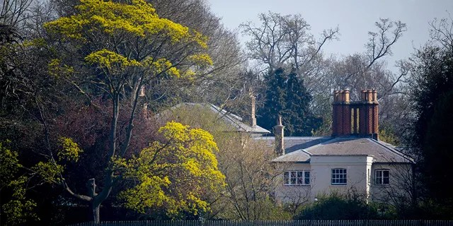 The Sussexes have paid off renovations to their home in the U.K. known as Frogmore Cottage.