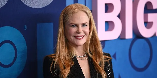 Nicole Kidman, seen here at the second-season premiere of HBO's