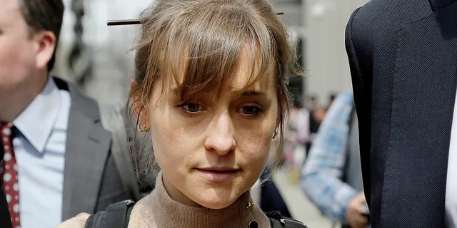 """Allison Mack has said that she's """"so sorry"""" for her involvement in the NXIVM and DOS organization."""