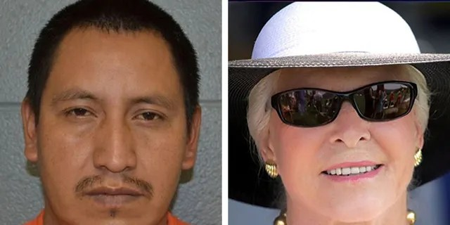 Esdras Marroquin Gomez was sentenced to life in prison for murdering Lois Colley.