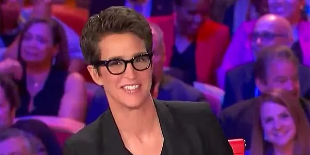 MSNBC host Rachel Maddow dedicated significant airtime to a theory that Trump's campaign colluded with Russia.