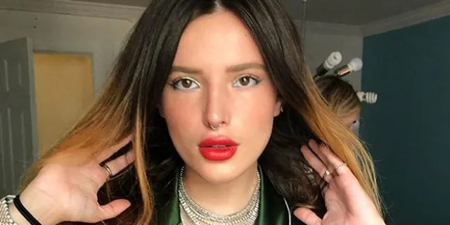 Former Disney actress Bella Thorne (Photo: Instagram)