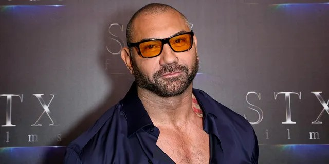 Dave Bautista confirmed that the upcoming installment of the 'Guardians of the Galaxy' franchise will be his last. (Photo by Gabe Ginsberg/WireImage)