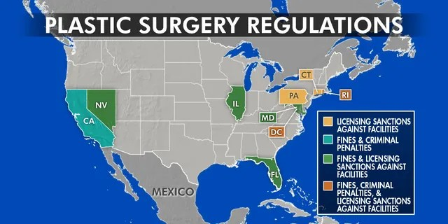 Florida now joins seven other states plus Washington, D.C. that have varying levels of penalties to keep clinics in check. They can range from fines and criminal penalties like in California, to getting your license revoked in Pennsylvania