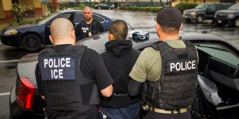 """A senior administration official told Fox News that ICE raid beganlateSaturday and into the early morning hours on Sunday in """"a number of jurisdictions"""" across the country."""