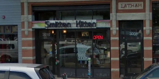 Rev. Dr. Amy Butler allegedly took two fellow ministers and a member of her flock into the Smitten Kitten sex shop in Minneapolis during a religious conference.