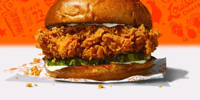 Popeyes' new chicken sandwich has sold out across the country in less than a month because apparently, it's just that good.