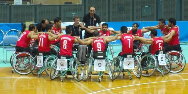The healing power of wheelchair basketball transcends into all walks of life for many of the participants and is the subject of a new ICRC documentary