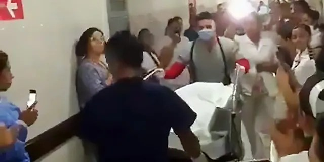 The unnamed patient's organs reportedly went to seven others.