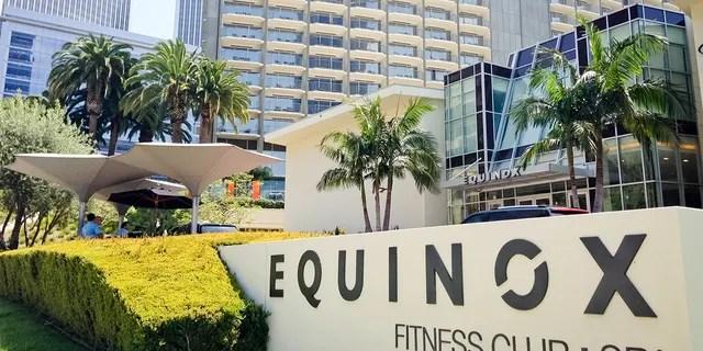 Equinox Fitness Club and SPA, Century City, California