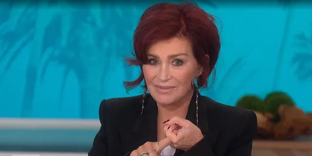 CBS confirmed on Friday that Sharon Osbourne left the daytime talk show.