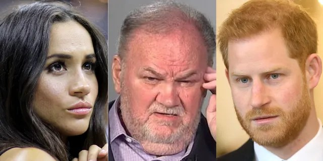 Meghan Markle, her father Thomas Markle and Prince Harry have been feuding since before the royal wedding. Thomas staged a paparazzi photoshoot, much to the Duke and Duchess of Sussex's chagrin, and hasn't stopped speaking to the press since before the big day — which he missed, allegedly due to suffering a heart attack.