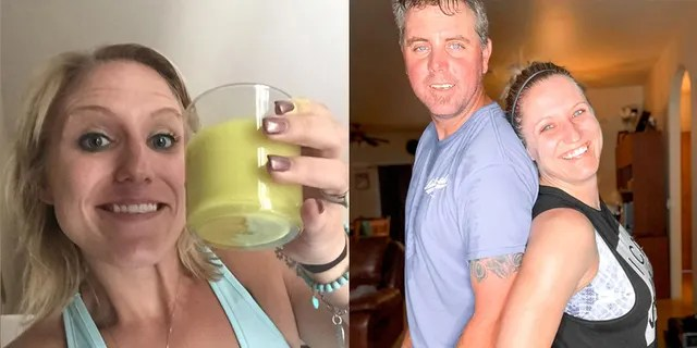 """Ashley Beeman, 34, runs the """"Fit and Fabulous"""" blog, which encourages wellness through a balanced and healthy lifestyle. But in 2015, she secretly got hooked on Adderall, after being diagnosed with Attention Deficit Disorder (ADD.)"""