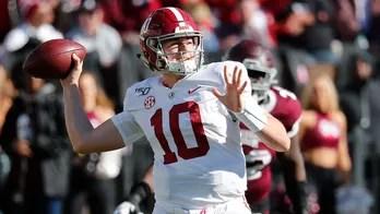 Alabama names Mac Jones starting quarterback ahead of first game