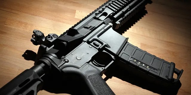 """A judge compared the AR-15 rifle to a Swiss Army knife, saying it's """"a perfect combination of home defense weapon and homeland defense equipment. Good for both home and battle."""""""