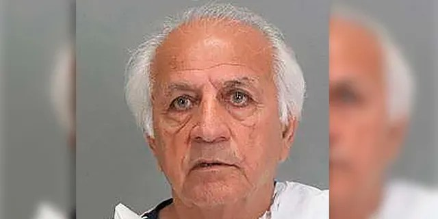 In this Tuesday, Nov. 12, 2019 photo, released by San Jose Police Department shows suspect Ali Mohammad Lajmiri, 76, of San Jose, Calif., who was arrested Tuesday, on suspicion of molesting a 13-year-old girl.