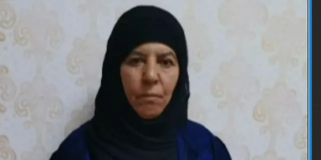 """Rasmiya Awad, the older sister of the slain leader of Islamic State (ISIS), Abu Bakr al-Baghdadi, has been captured in northwestern Syria during a raid on Monday, according to a senior Turkish official who called the arrest an intelligence """"gold mine."""""""