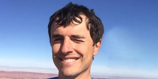 Brad Gobright, 31, fell roughly 1,000 feet to his death while descending the steep cliff face called Sendero Luminoso in El Portero Chico, while his companion, fellow climber Aidan Jacobson, 26, survived after falling a shorter distance into a bush.