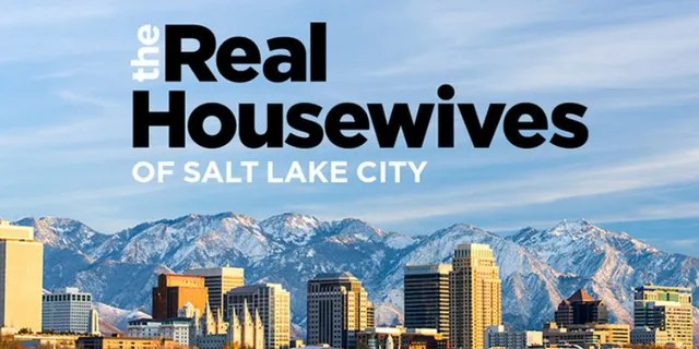 """""""The Real Housewives of Salt Lake City"""" will be the 10th franchise in the history of """"The Real Housewives."""""""