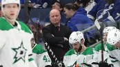 Dallas Stars' head coach Jim Montgomery mysteriously fired over 'unprofessional conduct'