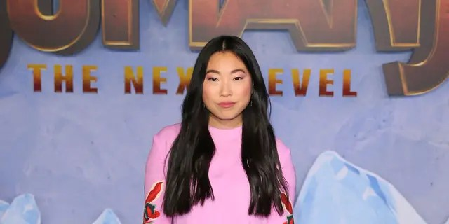 "Awkwafina plays a character named Ming in ""Jumanji: The Next Level."" (Photo by JEAN-BAPTISTE LACROIX/AFP via Getty Images)"