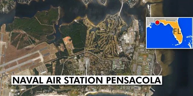 An active shooter situation was reported Friday morning at Naval Air Station Pensacola.