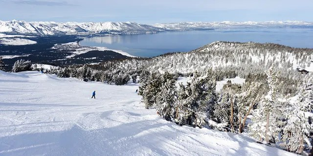 "A ski patroller died after a ""serious incident"" at Heavenly Ski Resort over the weekend in the Lake Tahoe area."