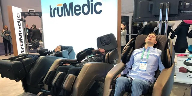TruMedic's InstaShiatsu+ Massage Chairs range in price from a few hundred dollars up to $5,500.