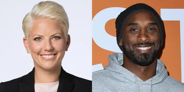 MSNBC anchor Alison Morris said she didn't use a racial slur when reporting the news of Kobe Bryant's death no Sunday.