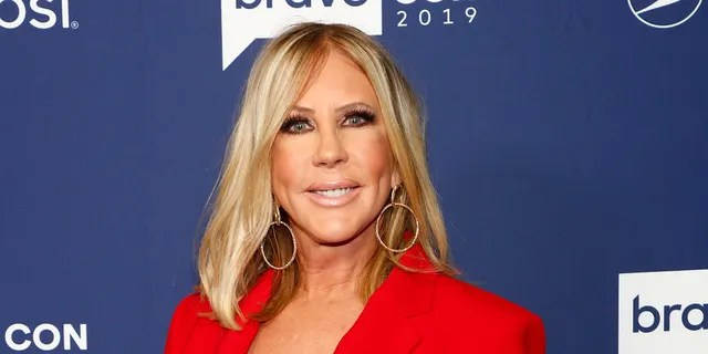 Former 'RHOC' star Vicki Gunvalson is supporting her fiancé's run for governor in the state of California.
