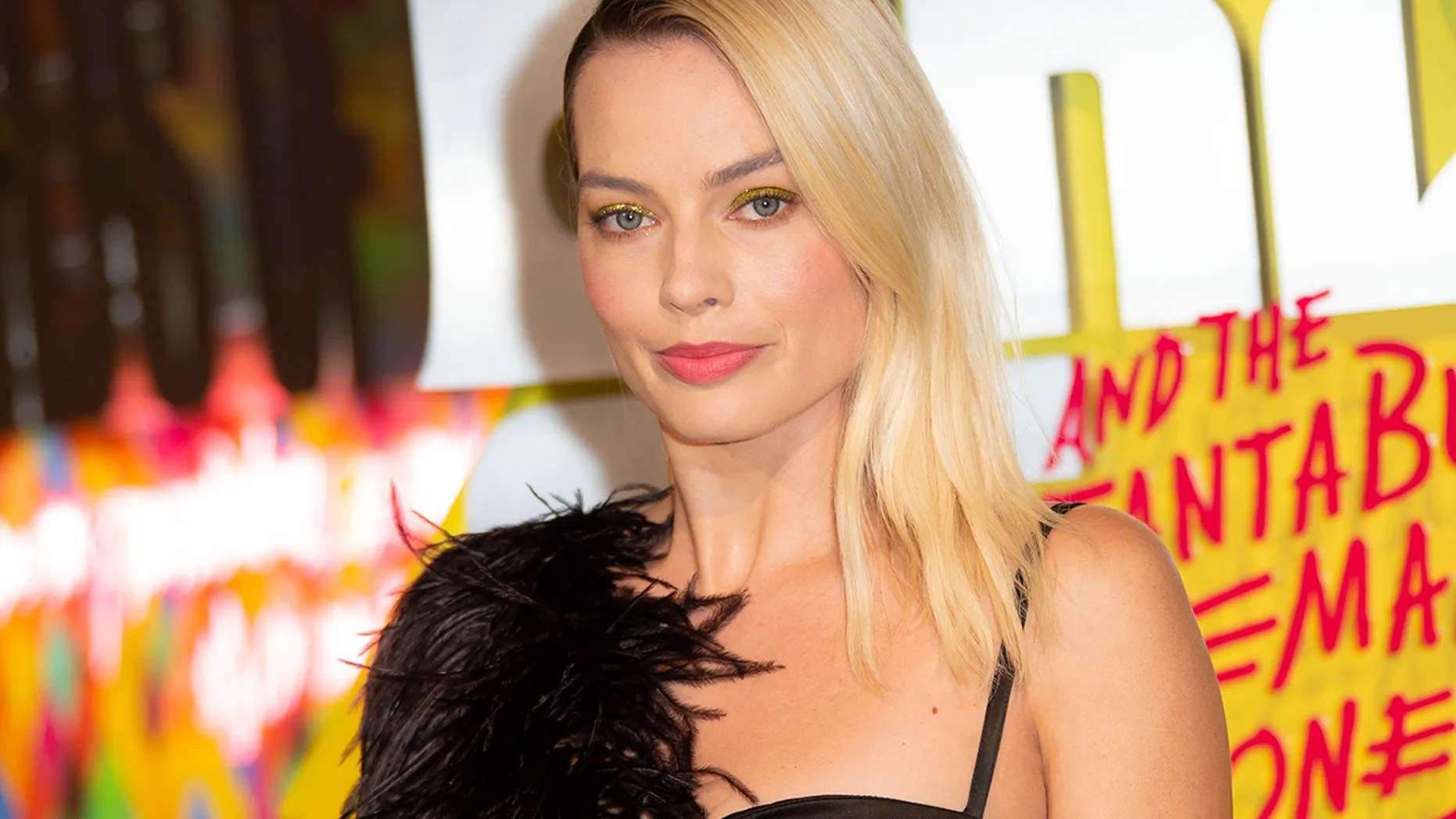 Actress Margot Robbie poses for photographers upon arrival at the world premiere of 'Birds of Prey' in London, Wednesday, Jan 29, 2020. (Joel C Ryan/Invision/AP, File)