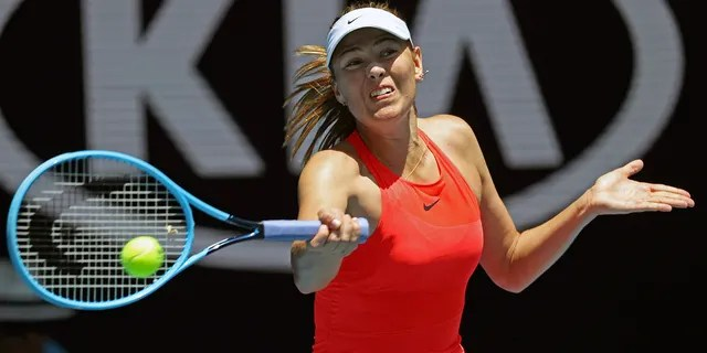 Maria Sharapova played in more than 800 matches. (AP Photo/Lee Jin-man, File)
