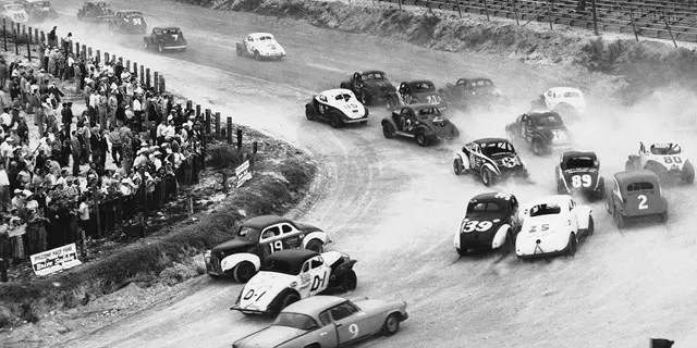The early years of NASCAR pre-date the building of Daytona International Speedway.