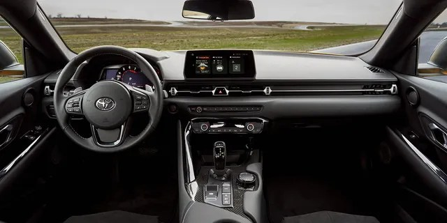 All 2021 Supras will feature an 8.8-inch infotainment screen.