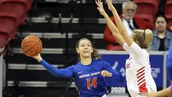 Boise St women top Fresno in OT for 4th straight NCAA trip