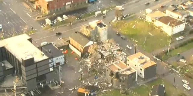 At least 19 people have been killed in the severe weather across central Tennessee.
