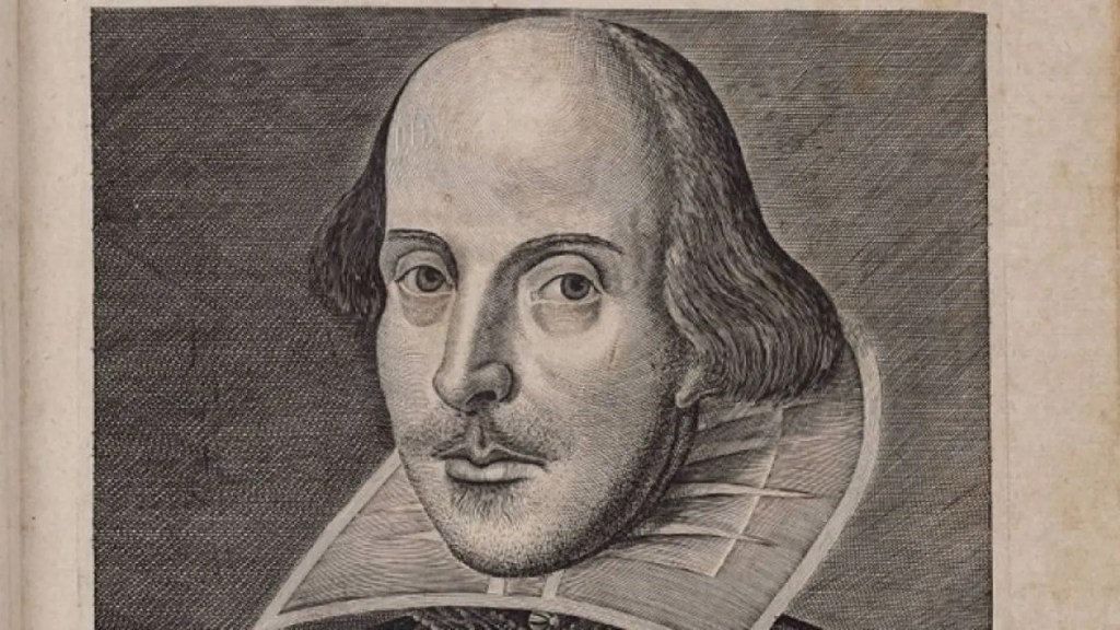 William Shakespeare ditched..Shakespeare was a tool used to 'civilize' Black and brown people