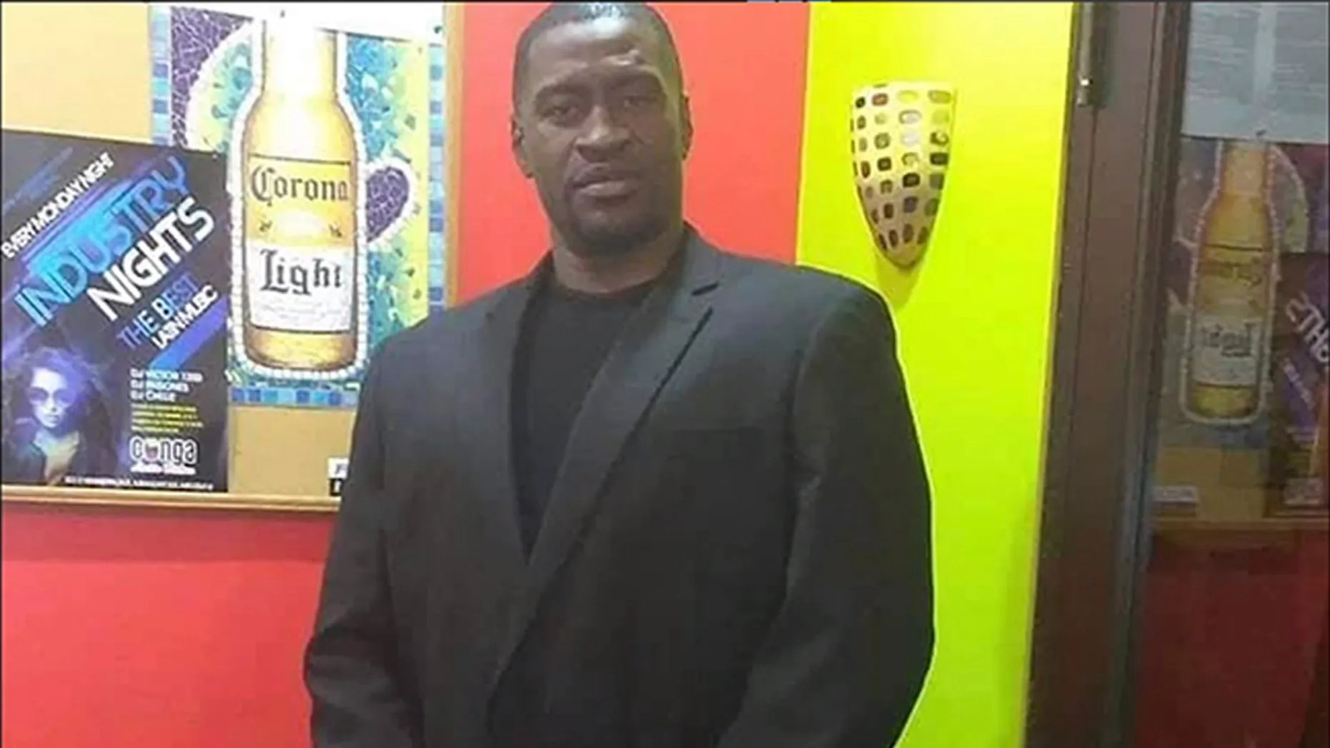 George Floyd died Monday after being detained by Minneapolis police officers. (Courtesy: Benjamin Crump via TMX.news)