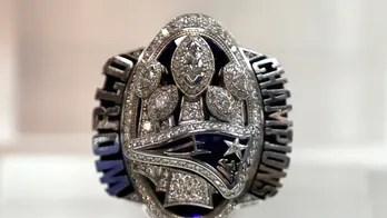 Robert Kraft's Super Bowl LI ring sells for over $1M at auction benefiting coronavirus relief