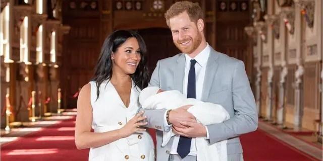 Archie Harrison Mountbatten-Windsor was born on May 6, 2019.
