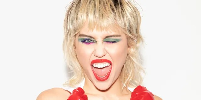 Miley Cyrus said she was grateful that her grandmother was still 'with us' given the difficult circumstances surrounding COVID-19.